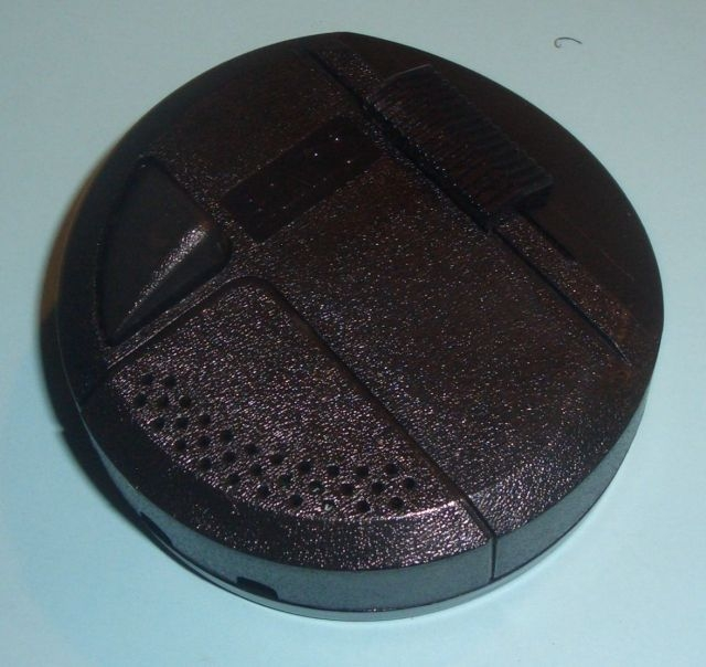 RelcoRondo 4F RS5600/LED 4-100W 40-250W Halogenlampe schwarz 100-240V 50-60Hz Schnurdimmer
