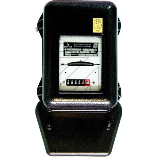 BauerThree-phase current meter certified 10/40A (calibrated)