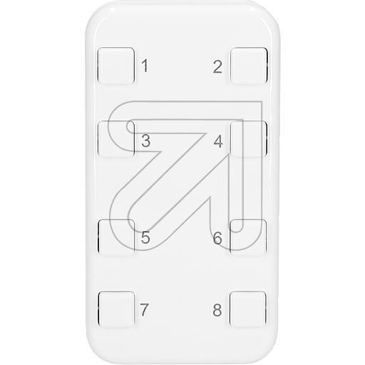 EltakoFunk-Mini-Handsender FMH8-wg