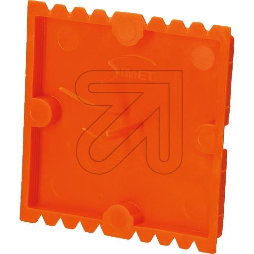 F-tronic GmbHPutzdeckel quadratisch UPD2 7390056->Preis für 50 STK!EUR 0.73 je STK