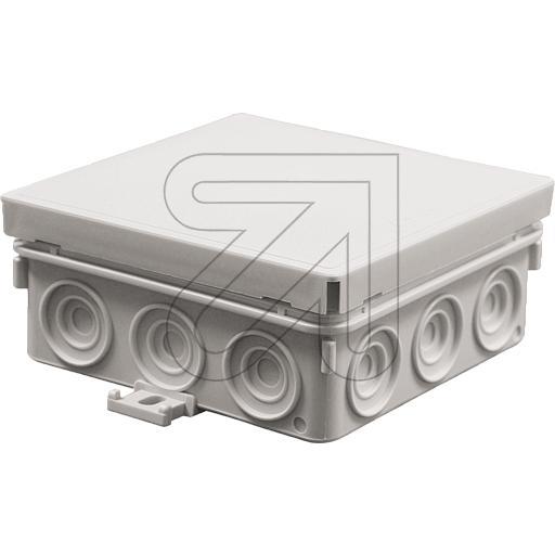 EGBAbzweigkasten AP 100x100x42mm