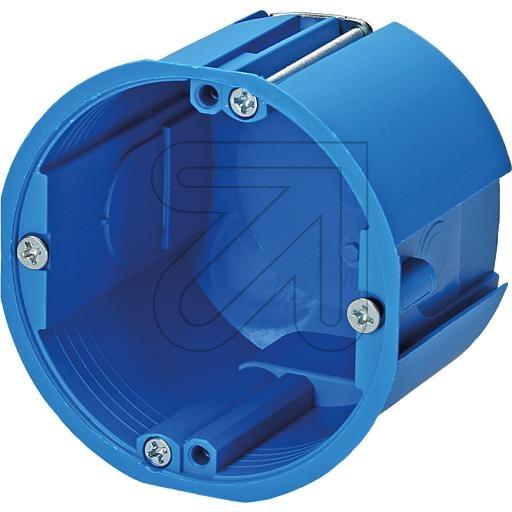 F-tronic GmbHHW Gerätedose massiv 1-fach HW10 7350061->Preis für 20 STK!EUR 1.54 je STK