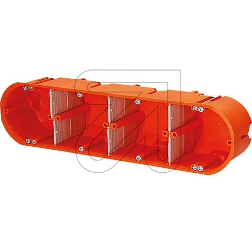 F-tronic GmbHHW Gerätedose massiv 4-fach HW40 7350064->Preis für 5 STK!EUR 7.15 je STK