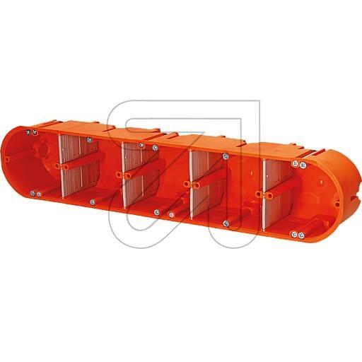 F-tronic GmbHHW Gerätedose massiv 5-fach HW50 7350065->Preis für 5 STK!EUR 9.47 je STK