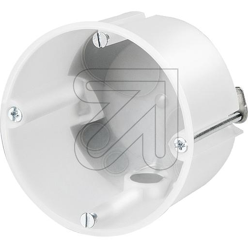 F-tronic GmbHGerätedose flach winddicht halogenfrei E-2700HF->Preis für 25 STK!EUR 1.00 je STK