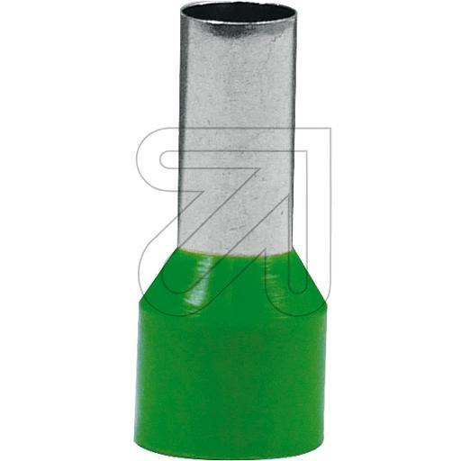 EGBAderendhülsen grün 16->Preis für 100 STK!EUR 0.05 je STK