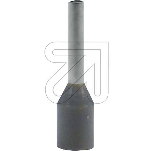 EGBAderendhülsen grau 0,75->Preis für 100 STK!EUR 0.01 je STK