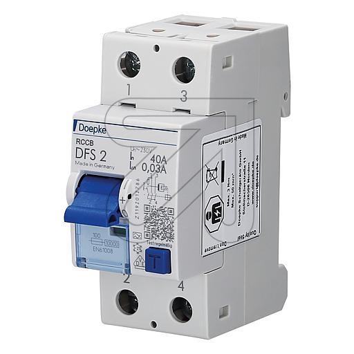 DoepkeFI-switch DFS 2 040-2/0,03-A 09134601