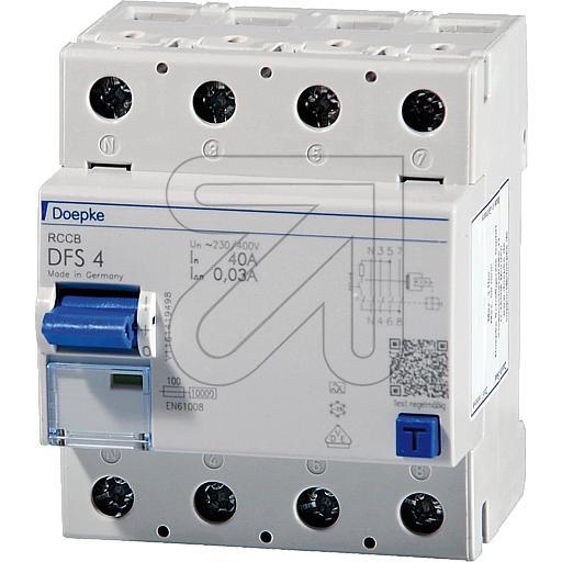 DoepkeFI-switch DFS 4 040-4/0,30-A 09136901