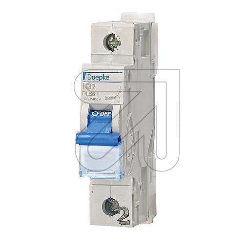 Doepkeautomatic 1-p. 32A DLS6IK32-1 10KA