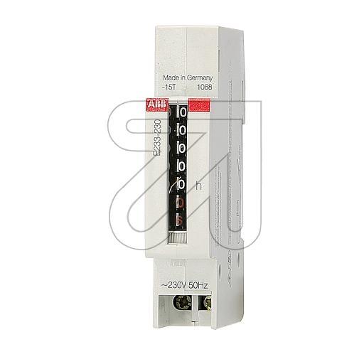 ABB Betriebsstundenzähler E233-230 182780
