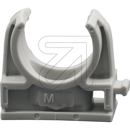 EGBRohrschellen IEC - M16 Schnappschellen anreihbar bis M32, sc
