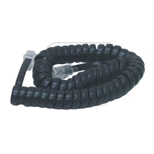 EGBHörer-Spiralkabel 2,0 sch