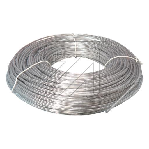 Bendler Kabel transparent 3x0.75 H03VV-F Schlauchleitung t 362505L