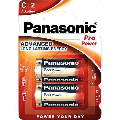 PanasonicPro-Power Baby LR14PPG/2BP->Preis für 2 STK!EUR 1.00 je STK