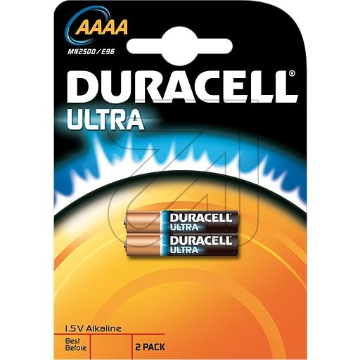 DuracellPiccolo AAAA Ultra MN 2500->Preis für 2 STK!EUR 0.83 je STK