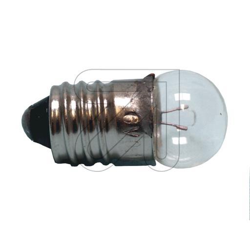 EGBKugellampe 2.5 V 0.3 A Kugellampe E10 2,5V 0,3 A
