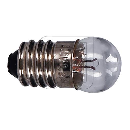 EGBKugellampe 3.5 V 0.2 A Kugellampe E10 3,5V 0,2 A