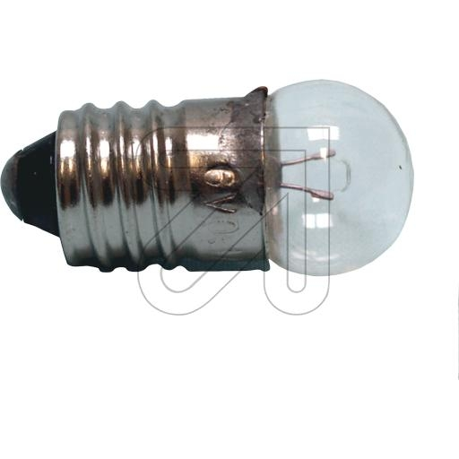 EGBKugellampe E10 3,5V0,3 A