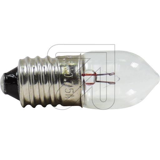 Barthelme Kryptonlampe E10 2,5V 0,75A 501485->Preis für 10 STK! EUR 0.399 je STK