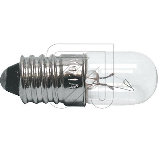 EGBRöhrenlampe 10V 0,2A Röhrenlampe E10 10 V 0,2 A