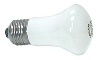 OsramKryptonlampen E27/230V siliziert, 10% mehr Licht matt 100W S