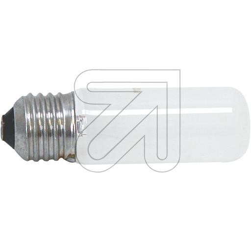 EGBRöhrenlampe Gr.3 E27 25W matt