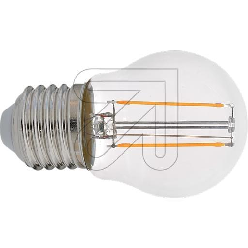 EGBFilament Tropfenlampe klar E27 2,5W 250lm 2700KEEK:A++