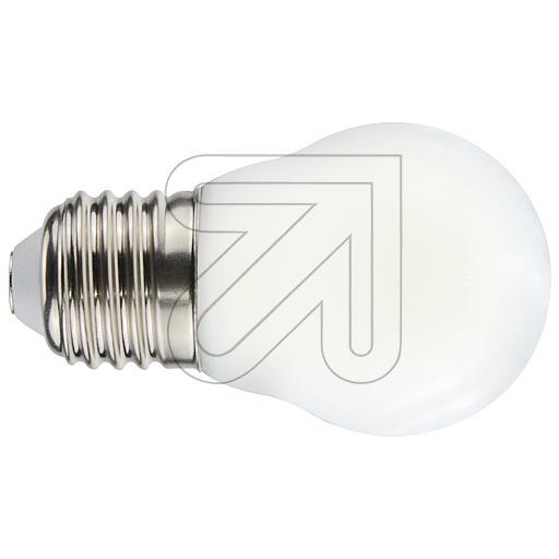 EGBFilament Tropfenlampe opal E27 4W 435lm 2EEK:A++