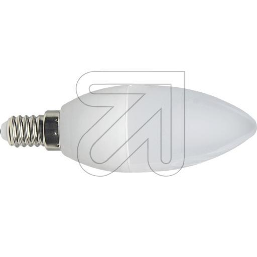 EGBLED Lampe Kerzenform E14 DIM 5W 480lm 2700KEEK:A+/Garantie 3 Jahre
