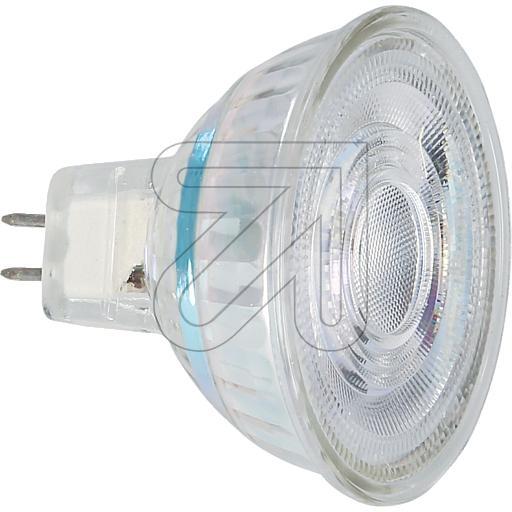 EGBled lamp GU5,3 MCOB 36° 5,5W 325lm/90° 2700K Ra >97EEC:A/Warranty 3 years