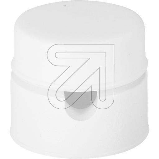EGBDistanz-Aufhänger m. Schraubdeckel weiß