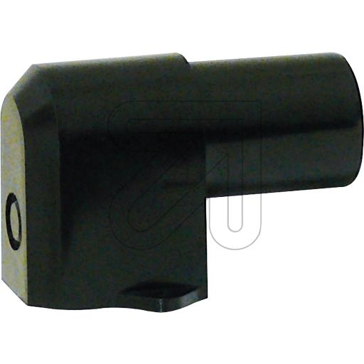 ElectroplastWinkelfassung E14 schwarz->Preis für 2 STK!EUR 2.43 je STK