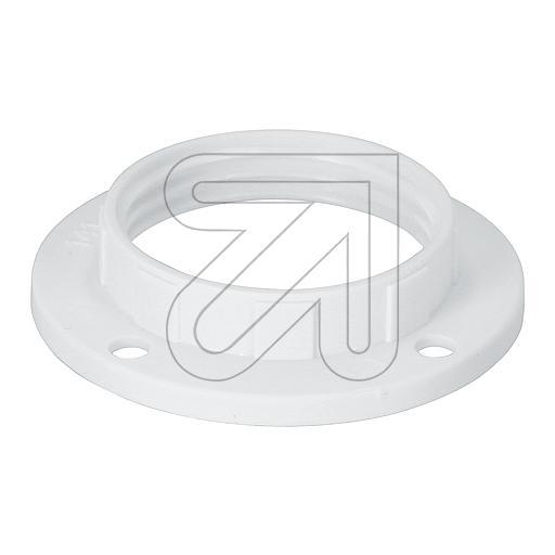 ElectroplastIso-Fassungs-Ring E14 weiß->Preis für 5 STK!EUR 0.17 je STK