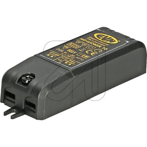 EVNElektronischer Trafo Mini-Joker 10-70VA