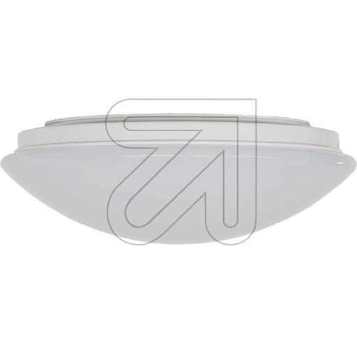 EVNLED-Kunststoffleuchte weiß IP44 3000K 12W L280120102EEK: A-A++ (LED)