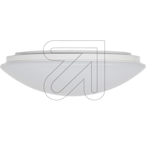 EVNLED-Kunststoffleuchte weiß IP44 3000K 18W L360180102EEK: A-A++ (LED)