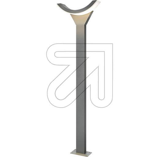 esotec GmbHLED-Standleuchte Swing Line anthrazit IP54 3000K 201144EEK: A-A++ (LED)
