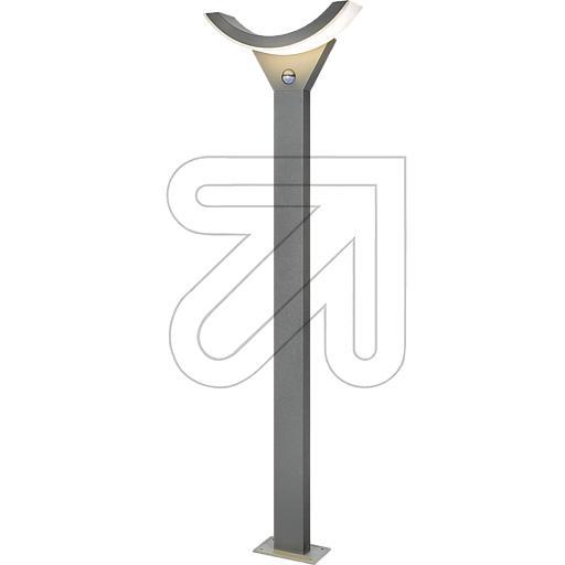 esotec GmbHLED-Standleuchte Swing Line anthrazit IP54 3000K 201146 mit EEK: A-A++ (LED)