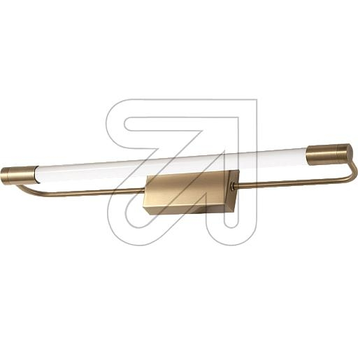 Fabas Luce S.P.ALED-Wandleuchte messing IP44 3000K 13W 3552-21-119EEK: A-A++ (LED)