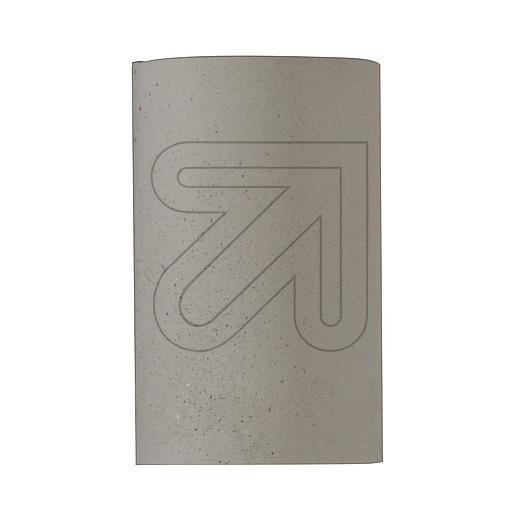 Böhmer LED-Wandleuchte beton 3000K 3,4W 32311 632775