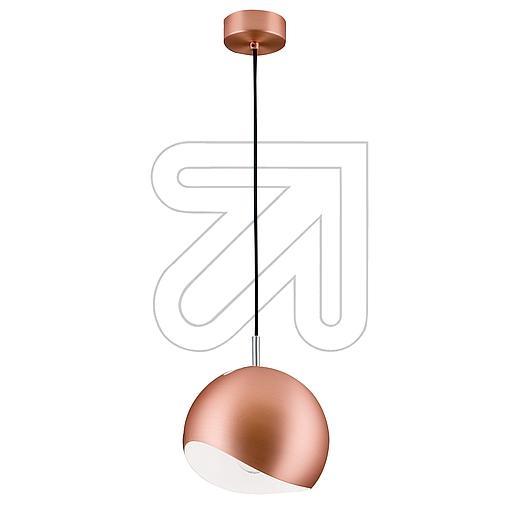 ORION Licht Pendelleuchte kupfer-matt D180 HL 6-1629/1 633460