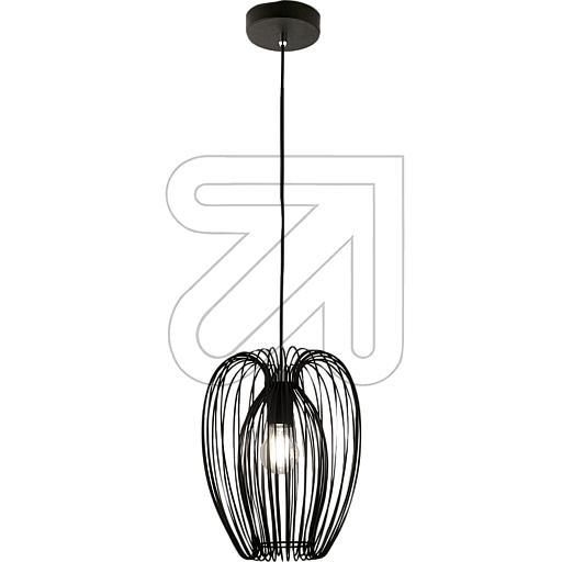 Fabas Luce S.P.AMetal lamp 1xE27/40W Ø 250mm L2000mm 3677-40-101