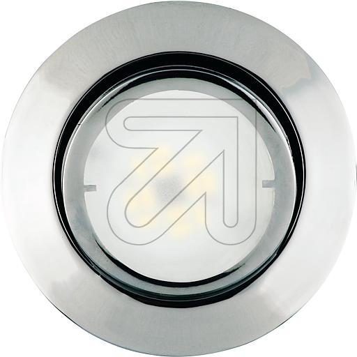Busch-Leuchten LED-Einbaustrahler chrom 4,5W 2850K 553-328-87 667740