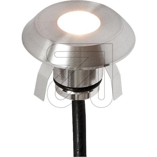 EVNLED-Einbauleuchte 1W 3000K P441002EEK: A+ (LED)