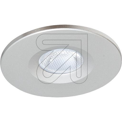 EVNLED-Einbaulichtpunkt 3W 3000K P21031402EEK: A (LED)