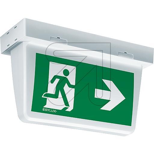 ESYLUXLED-Rettungszeichenleuchte SLX EL LED IP54 EN10077357