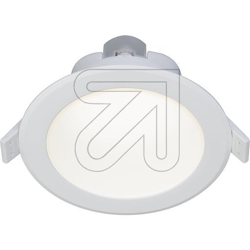 EVNLED-Einbauleuchte weiß 10W 4000K L090 01 40EEK: A+ (LED)