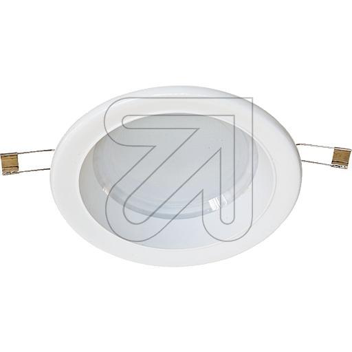 EVNLED-Einbauleuchte weiß 14W 3000K L120 01 02EEK: A+ (LED)