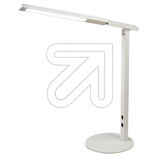 Fabas Luce S.P.ALED-Tischleuchte Ideal weiß 3000/5000K 10W 3550-30-102EEK: A-A++ (LED)